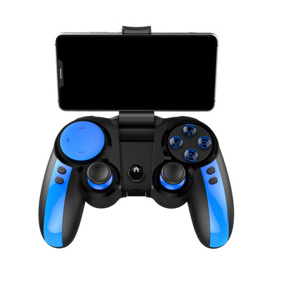 아재몰_(1448785)_아이페가 게임패드_iPega PG-9090 Smurf bluetooth Gamepad Game Controller for for PUBG for IOS Andriod TV Box PC