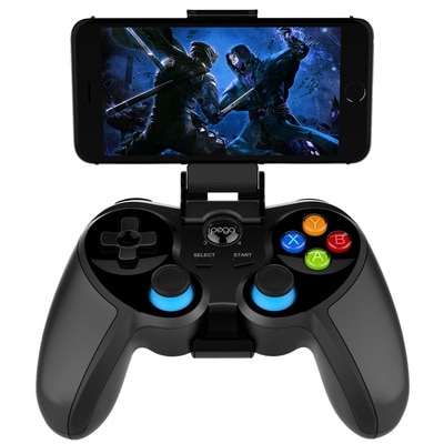 아재몰_(1472181)_아이페가 게임패드_Ipega PG-9157 bluetooth Gamepad for PUBG Mobile Game Controller for IOS Andriod Phone TV Box PC