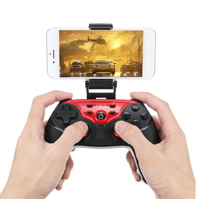 아재몰_(1356345)_무선 아이페가 게임패드_Ipega PG-9088 bluetooth Wireless Gaming Controller GamePad with Phone Clip For Mobile Phone