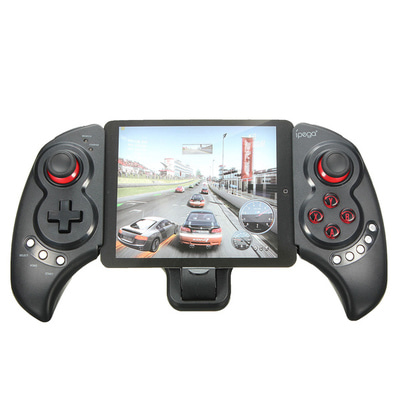 아재몰_(956065)_무선 아이페가 게임패드_Ipega PG-9023 Wireless bluetooth Telescopic Controller Gamepad Joystick for iOS Android Tablet iPad