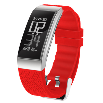 아재몰_(1213049)_스마트워치 시계_Bakeey DB07 ECG Blood Pressure Heart Rate Healthy Smart Wristband Bracelet for Mobile Phone