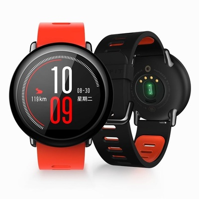 아재몰_(1127548)_스마트워치 시계_Original AMAZFIT IP67 Zirconia Ceramics GPS Heart Rate Monitor Smart Watch(English Version) from xiaomi Eco-System