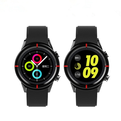 아재몰_(1287330)_스마트워치 스포츠시계_Bakeey GW12 1.3inch MT2503 Heart Rate Monitor GSM GPS Fitness Tracker Sport bluetooth Smart Watch