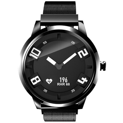 아재몰_(1398603)_스마트워치 시계_레노버 Watch X Milanese Steel Luminous OLED 8ATM Heart Rate Sleep Monitor 45Days Standby Smart Watch