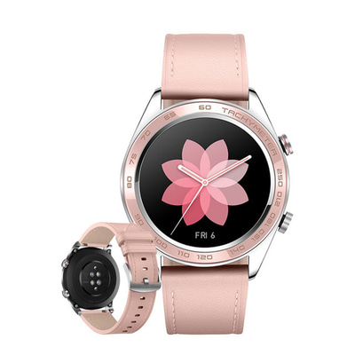 아재몰_(1413712)_스마트워치 시계_Huawei Honor Watch Dream Ceramic Dial AMOLED Real-time Heart Rate 5ATM GPS Fashion Smart Watch