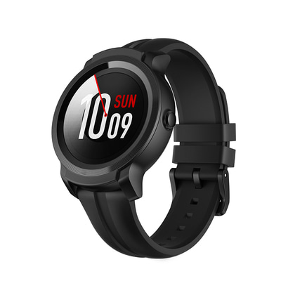 아재몰_(1527063)_스마트워치 시계_TicWatch E2 1.39inch AMOLED Full Touch Screen 512MB+4GB 24h Heart Rate Monitor WIFI GPS Fitness Smart Watch