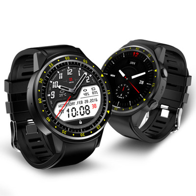 아재몰_(1477222)_스마트워치 시계_Bakeey F1 Heart Rate Sleep Monitor GPS Altitude Air Pressure Detect Sim Card Extension Smart Watch