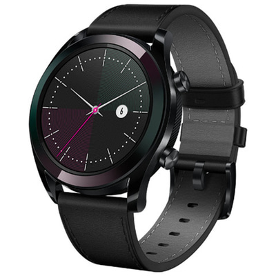 아재몰_(1452894)_스마트워치 스포츠시계_Huawei Watch GT Elegant Version Custom Watch Face Heart Rate Sleep Tracker Sports Mode QuickFit Strap 7Days Standby Smart Watch