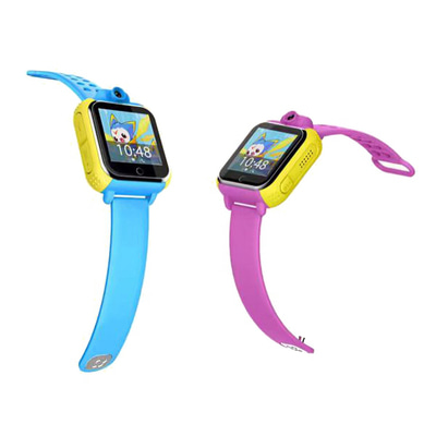 아재몰_(1283521)_스마트워치 시계_Bakeey V75 Touch Screen Kids Children SOS GPS Location Tracker 3G Network WiFi Camera Smart Watch