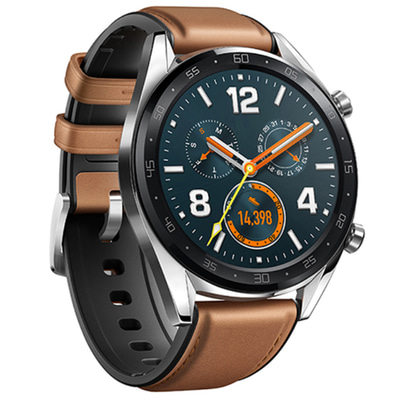 아재몰_(1413321)_스마트워치 시계_Original Huawei WATCH GT Fashion Version 1.39 AMOLED Heart Rate Sleep Report 5ATM GPS/GLONASS 15Days Battery Life Smart Watch