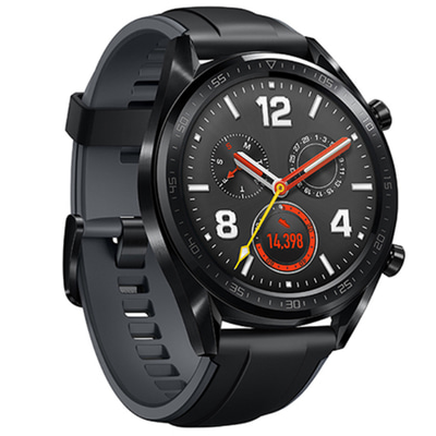 아재몰_(1413291)_스마트워치 스포츠시계_Original Huawei WATCH GT Sports Version 1.39 AMOLED Heart Rate Sleep Report 5ATM GPS/GLONASS 15Days Battery Life Smart Watch