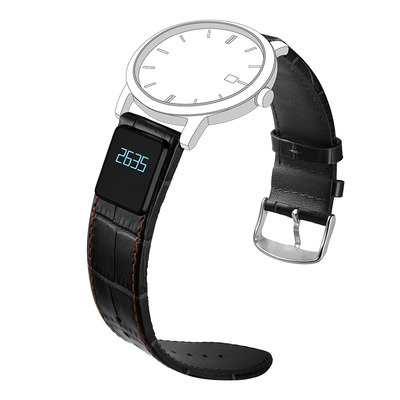아재몰 스마트워치 블루투스 20mm H3 Smart Bracelet Strap Pedometer Distance Calorie Measurement SMS Notification Band
