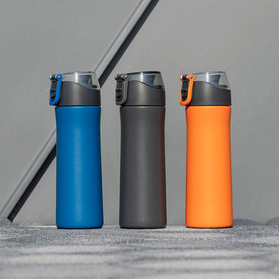 아재몰_컵 물컵 물병 캠핑 휴대용컵_Fun Home 500ml Insulated Vacuum Cup Stainless Steel Thermos Water Drinking Bottle Sports Travel from xiaomi youpin