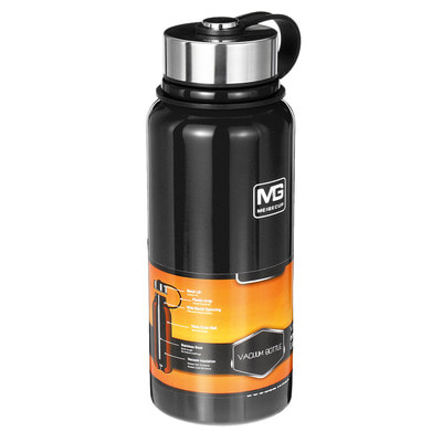 아재몰_스테인레스 컵 물컵 물병 캠핑 휴대용컵_800ml Portable Insulated Vacuum Cup Stainless Steel Thermos Water Bottle Outdoor Sports Kettle