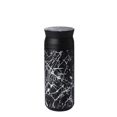아재몰_컵 물컵 물병 캠핑 휴대용컵_Jordan&Judy 320ml Water Bottle Stainless Steel Drinking Insulated Thermos Coffee Mug Portable Travel Cup