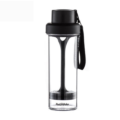 아재몰_컵 물컵 물병 캠핑 휴대용컵_Naturehike NH19S003-B 400ml Bottle Tea Water Seperation Tritan Filter Cup BPA Free Sports Travel