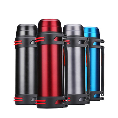 아재몰_컵 물컵 물병 캠핑 휴대용컵_Stainless Steel Portable Water Bottle Thermos Vacuum Cup Camping Travel Portable Insulated Cup