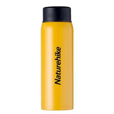 아재몰_컵 물컵 물병 캠핑 휴대용컵_Naturehike 500ml Water Bottle Food Grade Stainless Steel Vacuum Thermos Bottle Insulation Cup