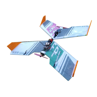 아재몰_RC비행기_2pcs BEE 490mm Wingspan EPP FPV RC Airplane Fixed Wing KIT for New Flyer Beginner Trainer