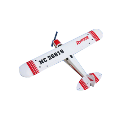 아재몰_RC비행기_Dynam 1070mm Wingspan Super Cub PA-18 RC Airplane Fixed-wing PNP w/ Motor ESC Servo