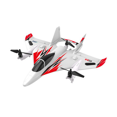 아재몰_RC비행기_JJRC M02 2.4G 6CH 450mm Wingspan EPO Brushless 6-axis Gyro Aerobatic RC Airplane RTF 3D/6G Mode Aircraft