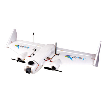아재몰_RC비행기_Arkbird VTOL 860mm Wingspan Vertical Takeoff And Landing EPO FPV RC Airplane KIT