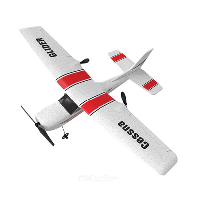 아재몰_RC비행기_Z53 2.4G 3CH EPP RC Airplane Glider RTF Built-in Rechargeable Battery With Gyroscope