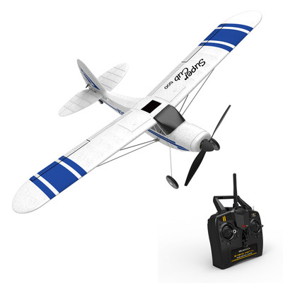 아재몰_RC비행기_VolanteX Super Cub 500 761-3 500mm Wingspan Beginner Self-stabilizing Stunt RC Airplane Fixed Wing with 6-Axis Gyro System RTF