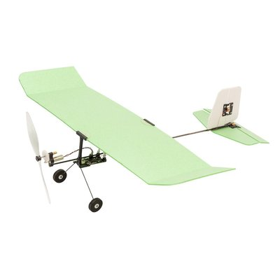 아재몰_RC비행기_Dancing Wings Hobby Ice Cream E2306-B50 226mm Wingspan Ultra-light Indoor Mini RC Airplane Beginner With Battery BNF